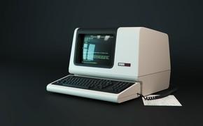 Wallpaper computer, linux, computer