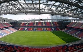 Picture Stadium, football stadium, CSKA, CSKA, VEB-arena, arena CSKA