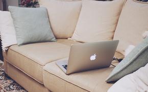 Picture apple, notebook, computer, macbook, macbook pro, hitech, chare