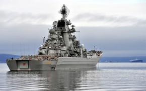 Picture Russia, Peter The Great, Nuclear cruiser