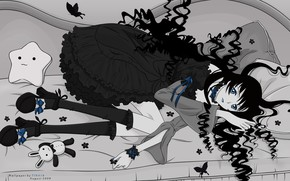 Picture girl, anime, lies, xxxholic
