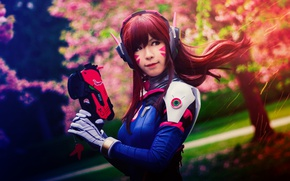 Picture girl, costume, cosplay