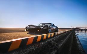 Picture Lamborghini, tuning, Miura, Liberty Walk, Ford GT40 replica
