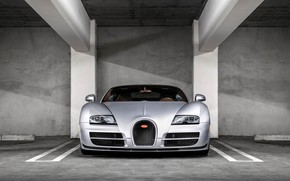 Picture Bugatti, Veyron, Front, View