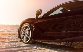 Picture McLaren, wheel, supercar, 2018, the front part, MSO, 720S