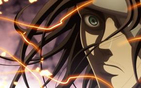 Picture game, anime, manga, Shingeki no Kyojin, Attack On Titan, to narutorenegado01, Eren, japonese