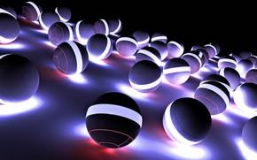 Picture Balls, Light, A lot