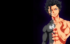 Picture ice, game, anime, power, asian, Gray, manga, japanese, chest, Fairy Tail, oriental, asiatic, strong, thorax, …