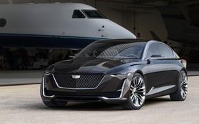 Picture Concept, Cadillac, 2016, Escala