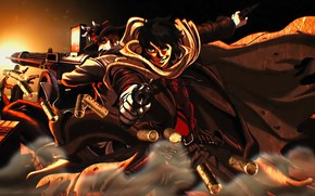 Picture anime, manga, japanese, Drifters