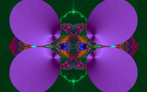 Picture Pattern, Abstraction, Bright colors