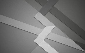 Picture line, abstraction, grey, geometry, design, material