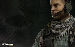 Picture Ghost, soldier, man, Tom Clancy's, bulletproof vest, Tom Clancy's: Ghost Recon Wildlands, Recon Wildlands, Holt …
