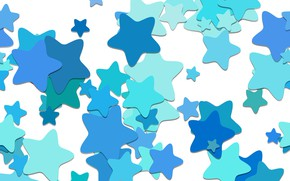 Picture pattern, stars, texture, background, vector, background, blue