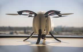 Picture hi-tech, technology, drone, high tech, PowerEgg, quadricopter, 4 screws