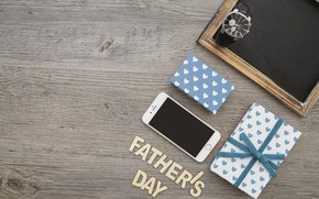 Picture holiday, gift, phone, men's day