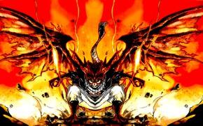 Picture anime, manga, japanese, Fairy Tail, Natsu, mahou, Fairy Tail: Dragon Cry, madoshi