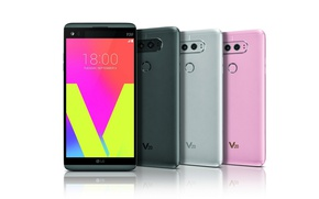 Picture Android, logo, smartphone, technology, cell phone, high tech, LG, LG V20