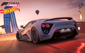 Picture car, game, race, speed, crossover, Forza Horizon, Hot Wheels, Forza Horizon 3, Forza Horizon 3 …