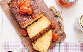 Picture cakes, cupcake, kumquat