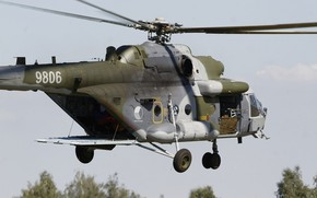 Picture helicopter, The Czech Republic, Czech, Mil Mi-171S