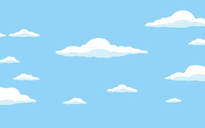 Picture Clouds, The simpsons, Figure, Background, Simpsons, Art, Beginning, Cartoon, The Simpsons, 20th Century Fox, Character, …