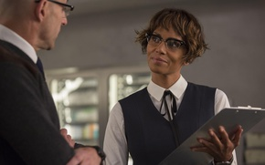 Picture cinema, Halle Berry, woman, movie, film, Ginger, Kingsman, Kingsman: The Golden Circle