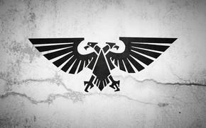 Picture Aquila, Warhammer, Warhammer 40 000, Aquila, Imperial Guard, Imperial Guard, Warhammer 40 000: Dawn of ...