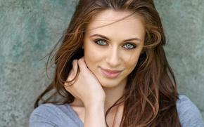 Picture look, smile, portrait, the beauty, Alex
