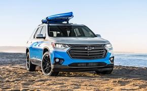 Picture Chevrolet, 2017, Traverse, SUP Concept