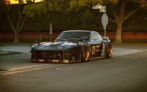 Picture Car, Race, Datsun, Future, 240Z, by Khyzyl Saleem