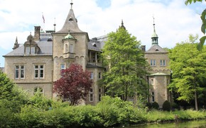 Picture Nature, Germany, Palace Schloss Bückeburg