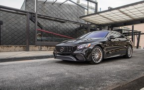 Picture Mercedes-Benz, AMG, Coupe, 2018, S65