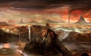 Picture game, Kratos, God of War, god, vegetation, demi god, GOW, god slayer, ghost of sparta, …