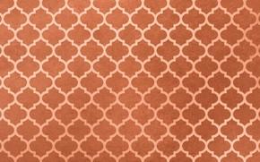 Picture retro, background, pattern, texture, copper