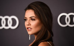 Picture look, girl, makeup, The Originals, Danielle Campbell