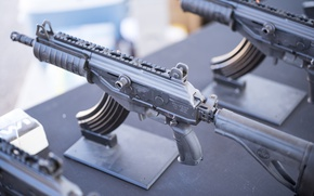 Picture macro, weapons, machine