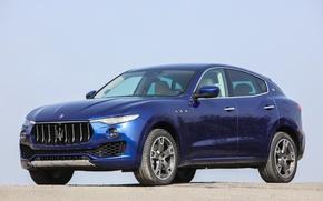 Picture dark blue, Italian, Maserati S.p.A., levante