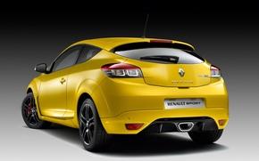 Picture Renault, hatchback, Megane