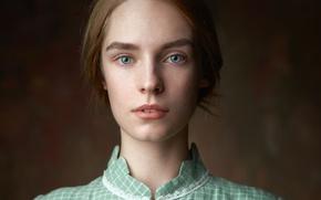 Picture look, portrait, the beauty, Alexander Vinogradov