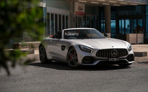 Picture Roadster, Mercedes-Benz, AMG, 2018, GT C