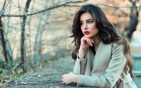 Picture face, model, beauty, Ester