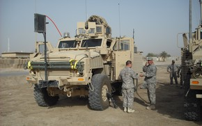 Picture weapon, armored, military vehicle, armored vehicle, armed forces, military power, war materiel, 072