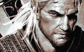 Picture witcher, geralt, The Witcher 3: Wild Hunt, Geralt of Rivia, The Witcher 3: Wild Hunt