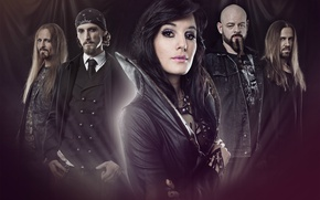 Picture Xandria, Power metal, Symphonic metal, theater of dimensions