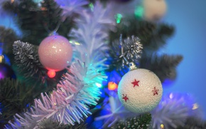 Picture background, holiday, toys, tree, new year
