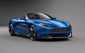 Picture background, Aston Martin, Aston Martin, convertible, Cabriolet, Vanquish, vankvish, Backgraund
