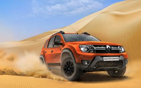 Picture Renault, 2018, Dakar, Duster