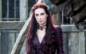 Picture red, red hair, woman, redhead, A Song of Ice and Fire, Game of Thrones, necklace, …