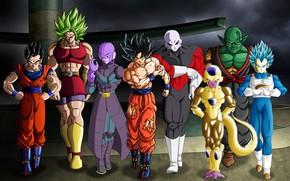 Picture game, alien, anime, manga, Son Goku, Vegeta, Dragon Ball, Goku, Gohan, Freeza, Dragon Ball Super, …